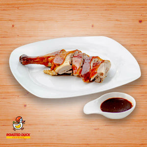 Roasted duck (single serve)