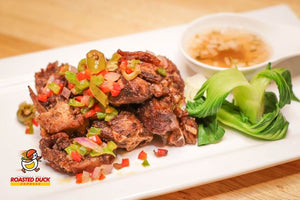 Salt & Pepper Duck (single serve)