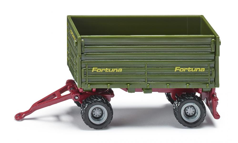 SIKU 1077 4 Wheel Trailer