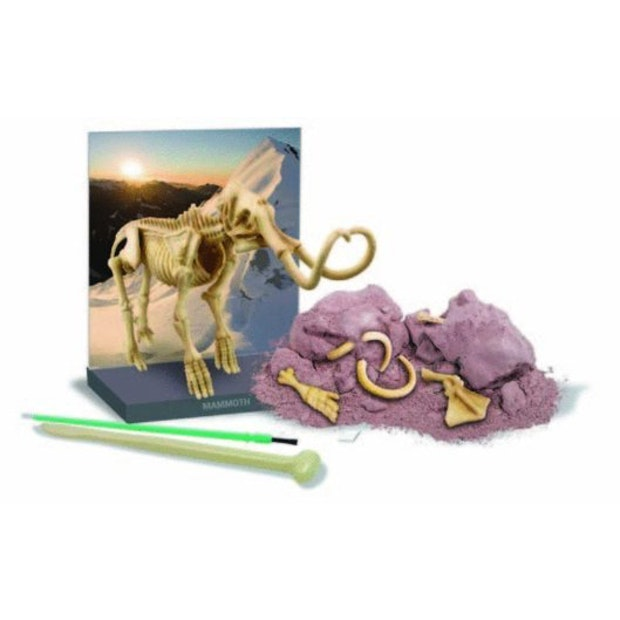4M Dig a Mammoth Skeleton Kit