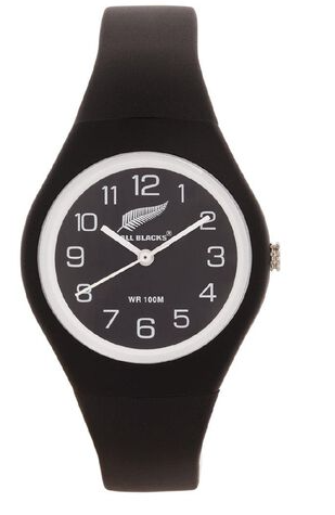 All Blacks Kids Analogue Watch
