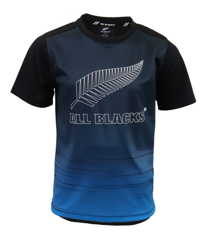 All Blacks Sublimated T-Shirt