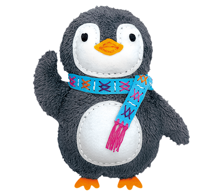Avenir Sewing Penguin