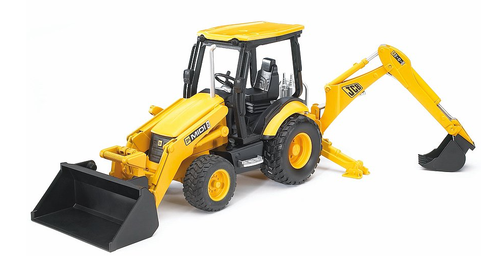 Bruder JCB MIDC CX Backhoe