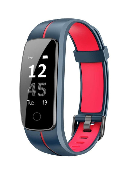 Cactus Stride Activity Tracker (Blue/Red)