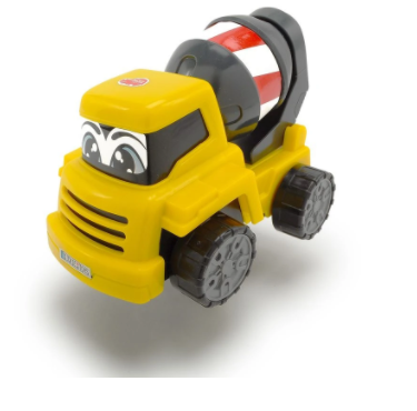 Dickie Toys Happy Builders Concrete Truck