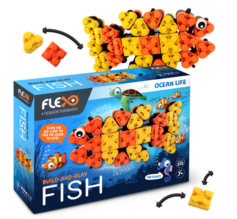 Flexo Ocean Series Fish