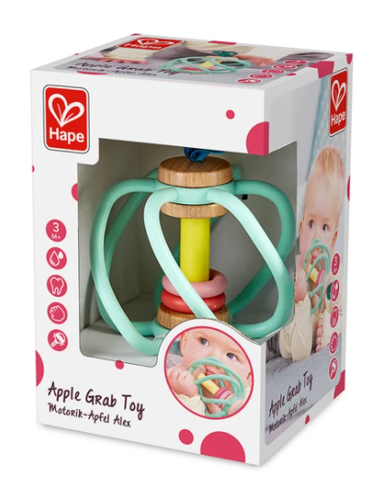 Hape Apple Grab Toy