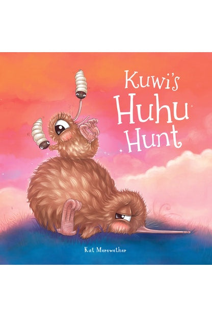 Kuwi's Huhu Hunt by Kat Merewether