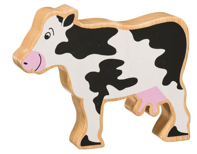 Lanka Kade Wooden Cow