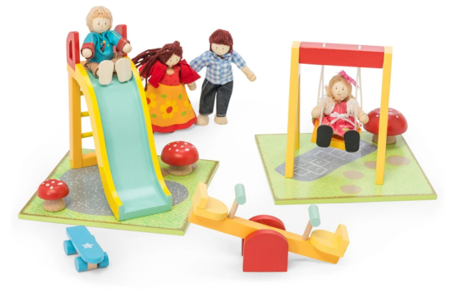 Le Toy Van Daisylane Outdoor Playset