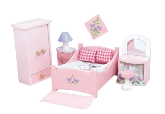 Le Toy Van SugarPlum Master Bedroom