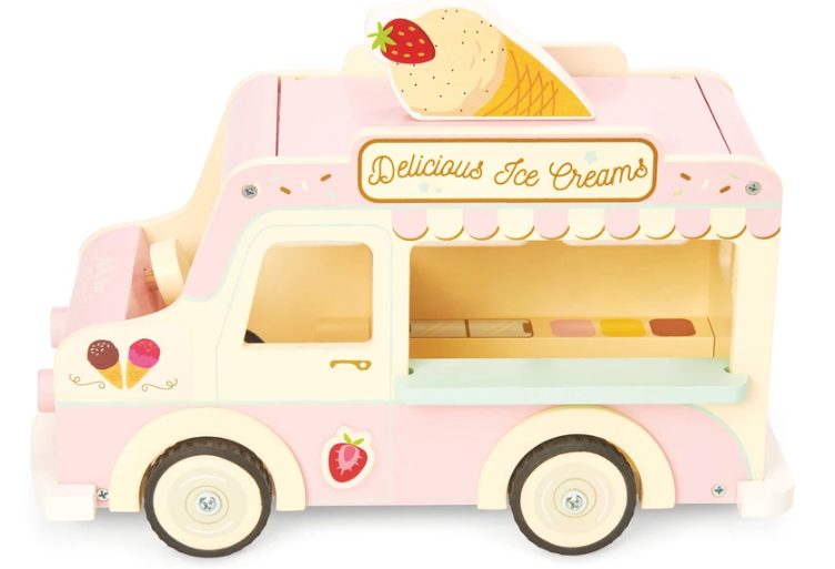 Le Toy Van Ice Cream Truck