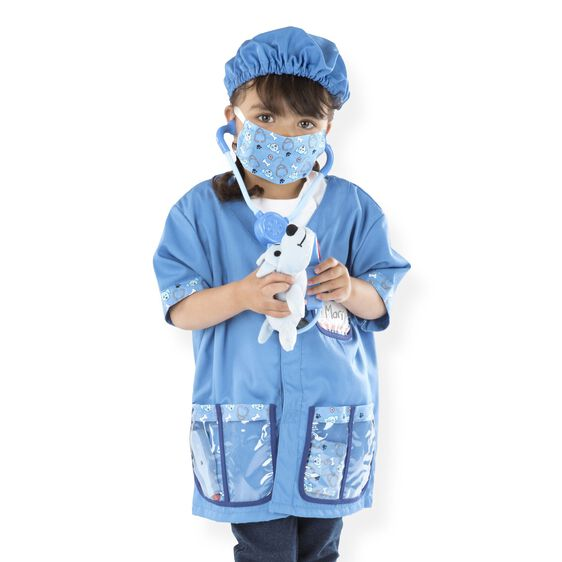 Melissa & Doug Veterinarian Costume