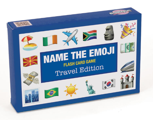 Name the Emoji Travel
