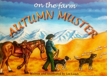 On the Farm Autumn Muster by Jamie & Lee Lamb