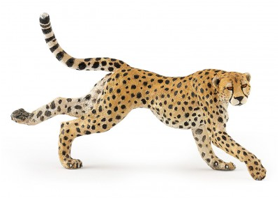 Papo Running Cheetah