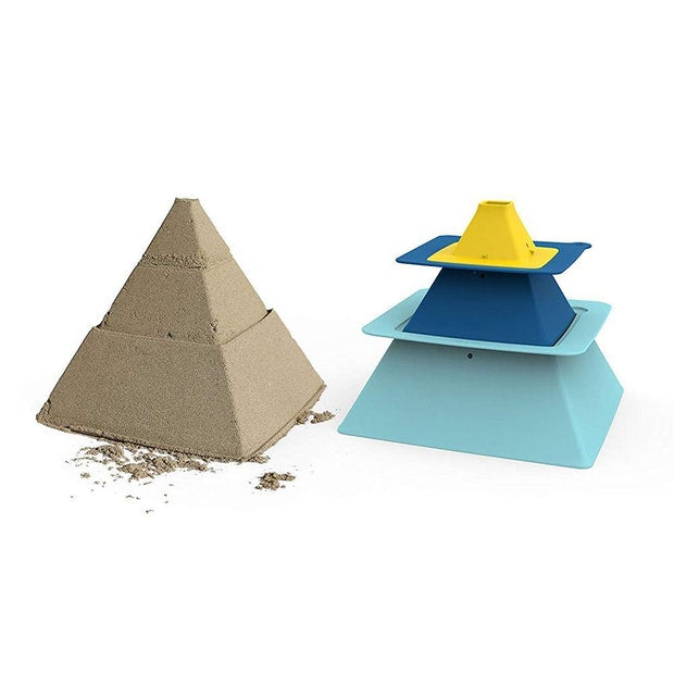 Quut Pira Stackable Pyramid Builder