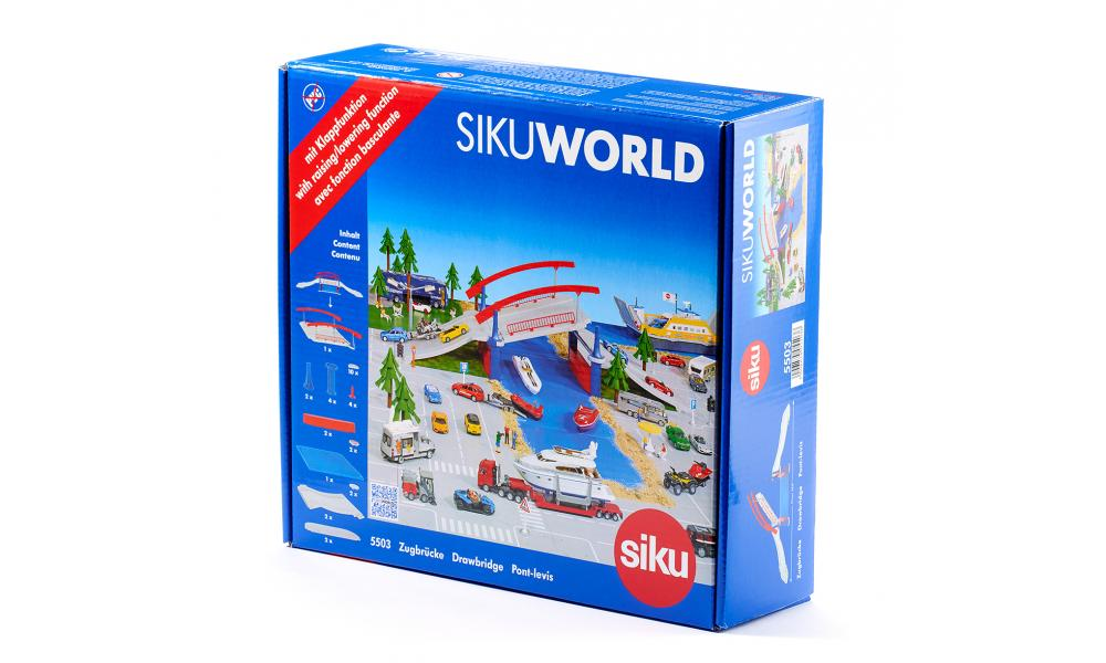 SIKU 5503 Drawbridge