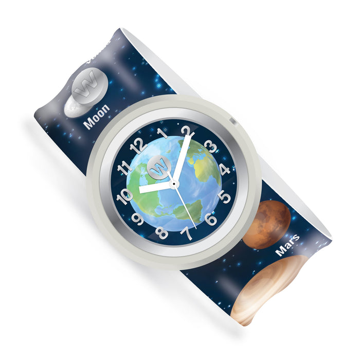 Solar System Watchitude Slap Watch