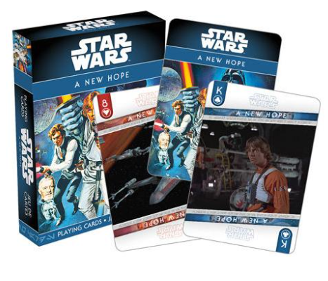 Star Wars A New Hope Playing Cards