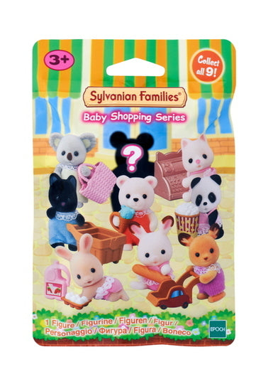 Sylvanian Families Bling Bag Shopping