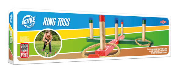 Tactic Ring Toss Game
