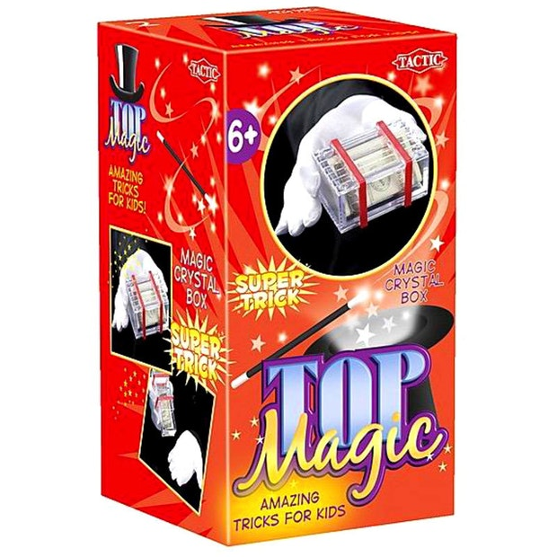 Tactic Top Magic - Magic Crystal Box