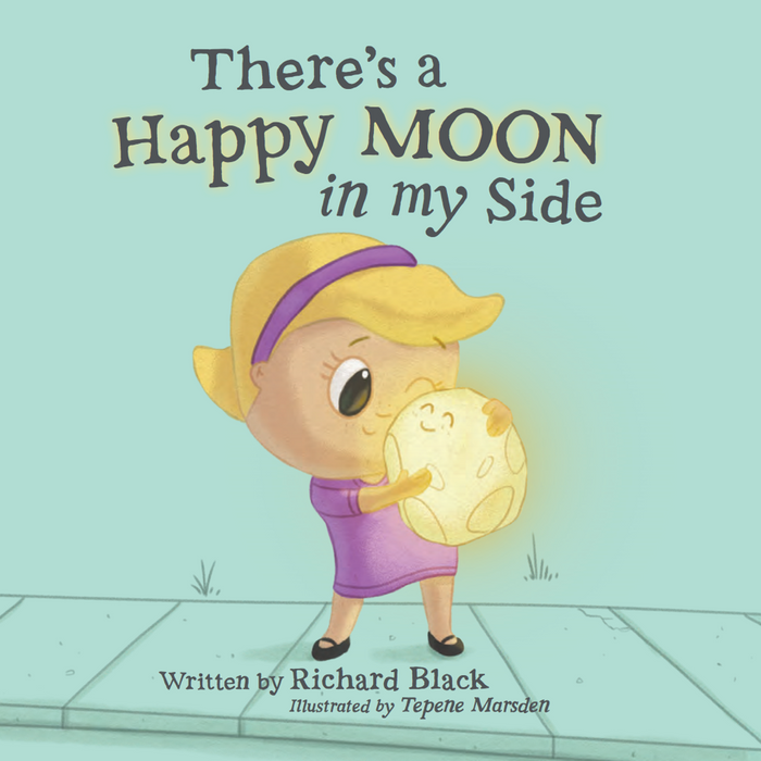 There's a Happy Moon in my Side by Richard Black