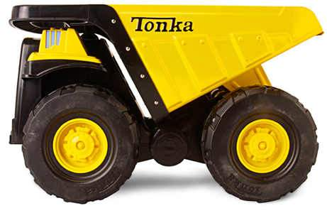 Tonka Steel Classic Toughest Mighty Dump Truck