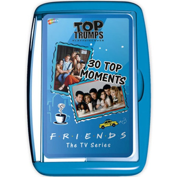 Top Trumps Friends TV Series