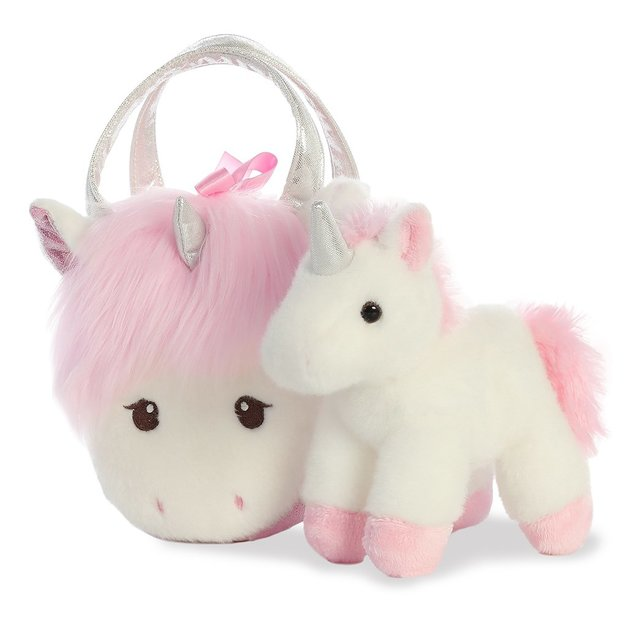 Tulip Unicorn Fancy Pal Pet Carrier