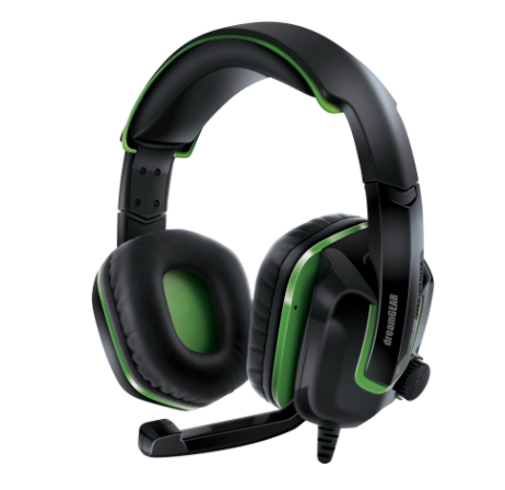 dreamGEAR GRX-440 Advanced Wired Gaming Headset