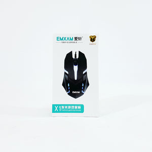 EMXAM Fashion Gaming Mouse