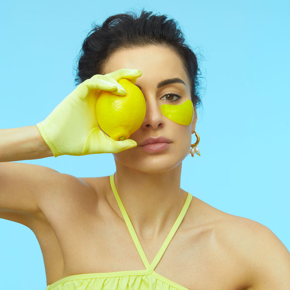 Invigorating Lemon Under-Eye Patches