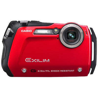 Casio Exilim EX-G1 pocket camera
