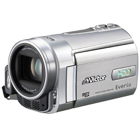 JVC GZ-MG740 - Palm-sized Hard Drive Video Camera