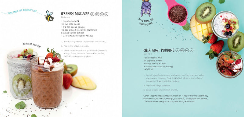Kuwi's Kitchen - Kiwi Kids Cookbook - FREE Kuwi Cookie Cutter