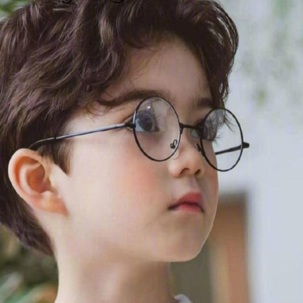 Round Children Glasses Frame - BERLINS