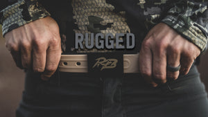 Ridge belts a rugged belts