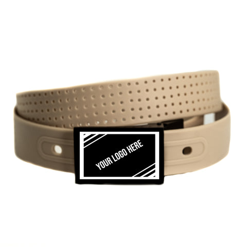 Custom hunting belts built for the outdoor, Ridge Belts laser engraved belt buckles and waterproof belt bands. Laser engraved belt buckles for companies or organizations.