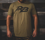Green RB shirt