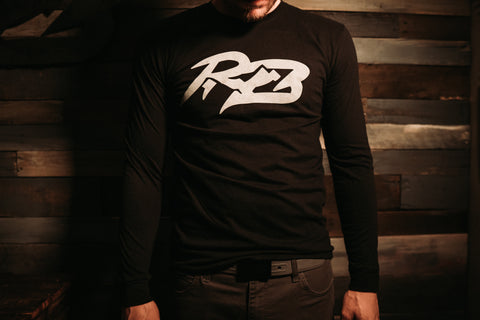 Black RB long sleeve