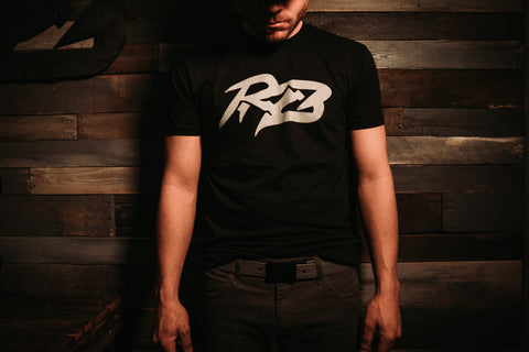Black RB shirt