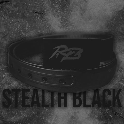 Stealth Black Belt