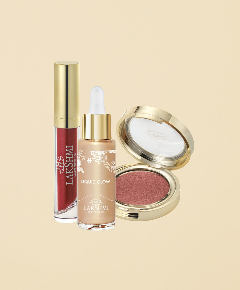Deep Gold - Kit Makeup