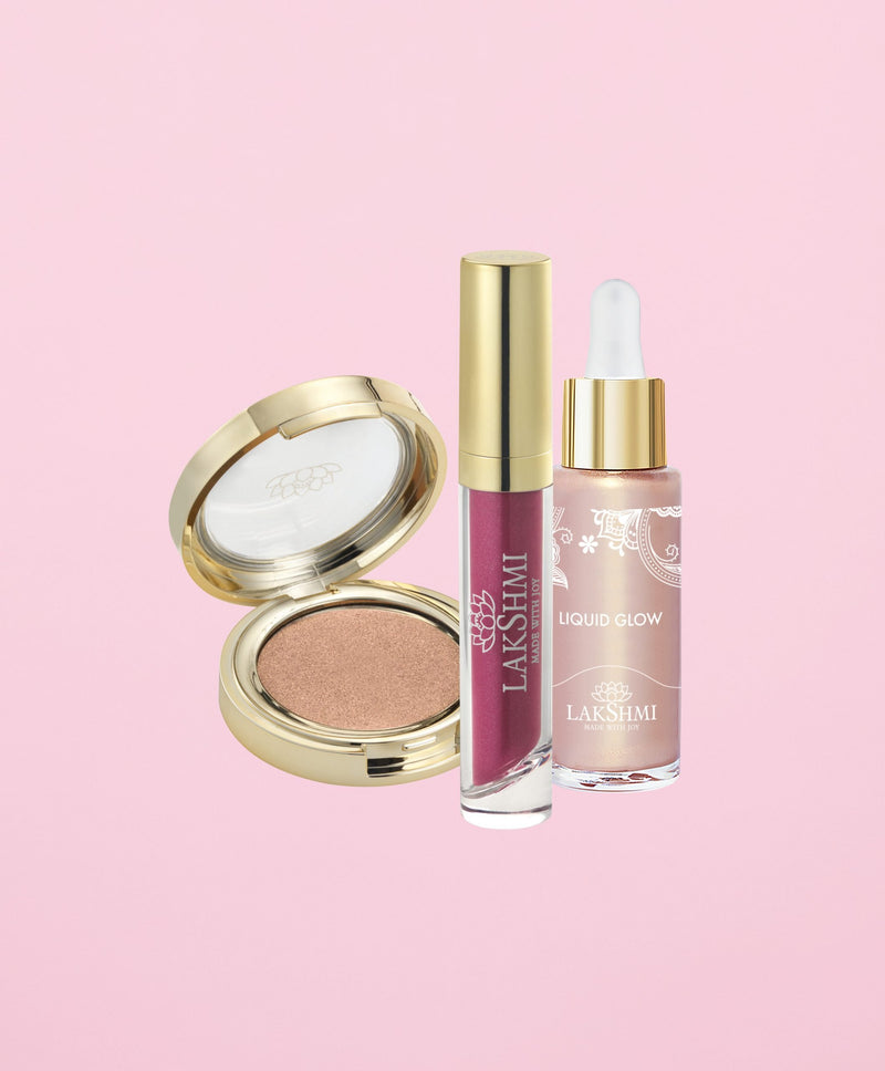 Rose Blossom - Kit Makeup