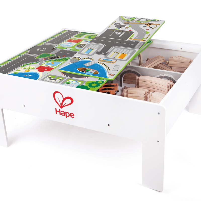 Reversible Tabletop & Storage Table New Version