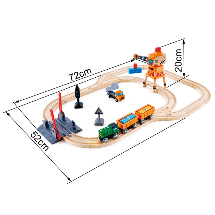 Crossing & Crane Set