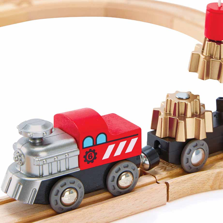 Cogwheel Train